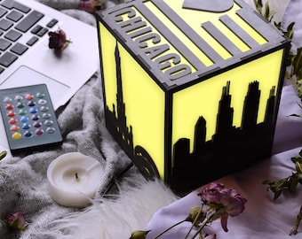 Chicago themed | Etsy