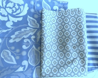 Dena Designs Free Spirit fabric    Out of Print  Periwinkle Blue