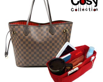Louis vuitton neverfull mm, neverfull mm insert, neverfull mm organizer, lv neverfull mm, lv organizer, bag in bag insert, purse neverfull