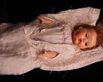 Vintage Tiny Tears Doll