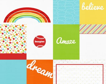 Possibilities Journal Cards - INSTANT DOWNLOAD