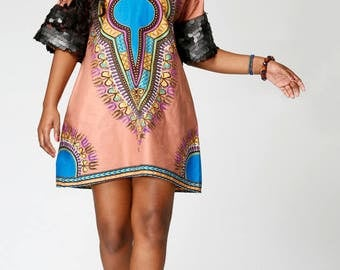 Kemta African Dress