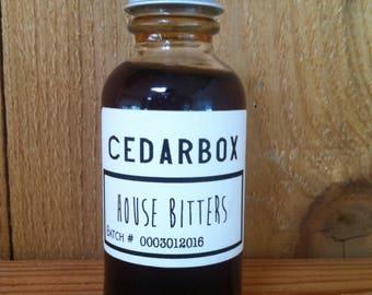 Cedarbox House Bitters