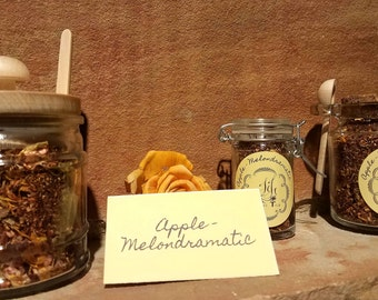 Apple- Melondramatic Loose Leaf Herbal Tea