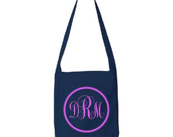 Personalized shoulder bags