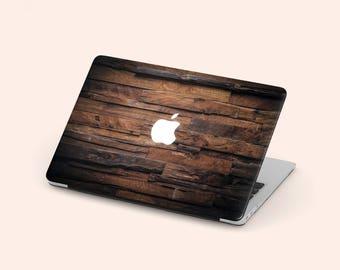 Wood Macbook Case Wooden Plank Pro 13 Macbook Air 13 Laptop Case Cover Macbook 12  Macbook Pro 15 Inch Macbook Pro Retina Hard Case New m12