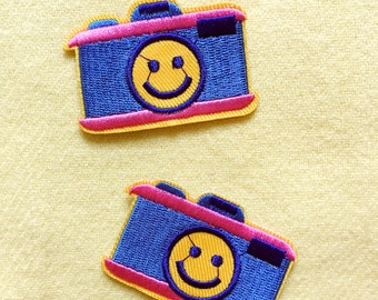 Patch Thermo Smiley