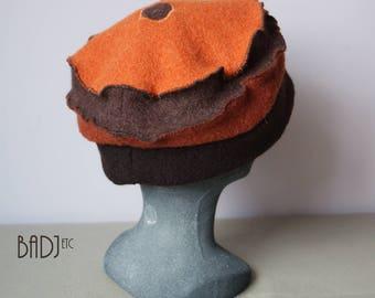 Hat Hat boiled wool