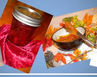 Gourmet Jams and Jellies