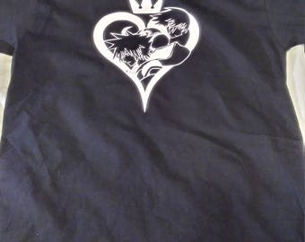 Kingdom Hearts 3D Tshirt