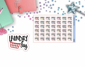 0440 - Laundry Day Icons