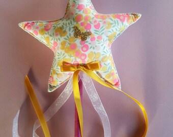 wand of fairy magic liberty Wilshire Lemon Curd.