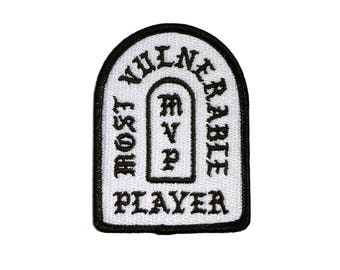 MVP Most Vulnerable Player Patch