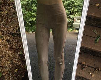 SALE xs/small bamboo french terry leggings