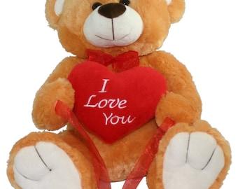 Teddy Bear Soft Plush-Cute Lovely Animal