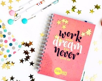 Work Week Planner Etsy