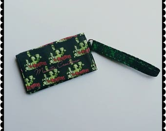 Phone Wristlet - The Munsters inspired