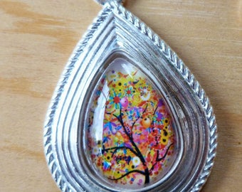 """Necklace """"Tree of life.."""""""