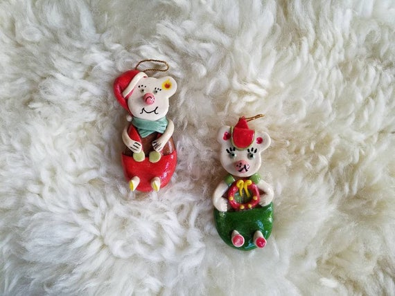 like this item - Mouse Decorations Christmas