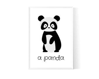 Woodland animals| Animals nursery art| Nursery art prints| Nursery prints set| Kids room print| Printable nursery| Forest animals prints