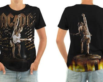Angus Young T-shirts All sizes