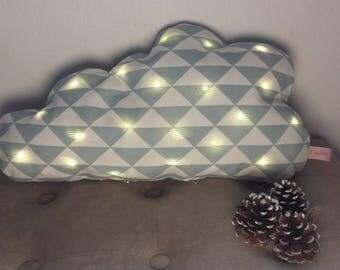 Bright Cloud pillow