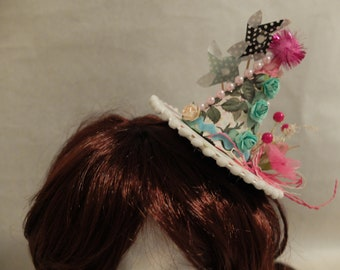Afternoon Tea Party Hat