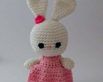 Crochet Bunny-gift idea