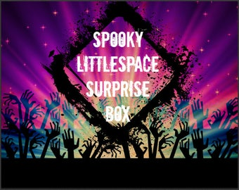 Spooky LittleSpace Surprise Box