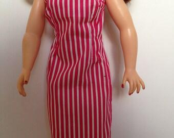 18'' Miss Revlon dress