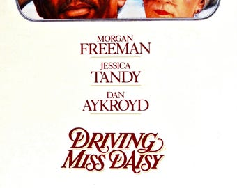 Driving Miss Daisy (VHS)