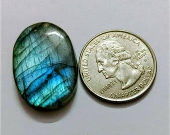 28.20 x 19.75 mm,Ovel Shape Labradorite Cobochon/sky nblue Flash/wire wrap stone/Super Shiny/Pendant Cabochon/Semi Precious Gemstone, Cabs