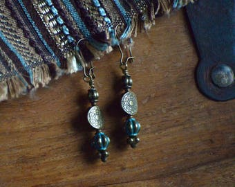 Aegean Treasure Earrings
