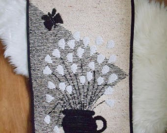 Vintage Wall Hanging Woven