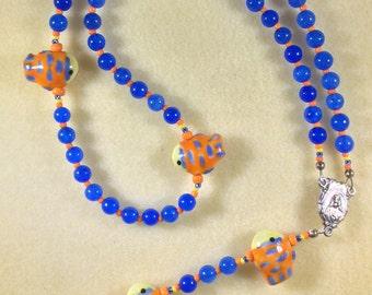 Tropical Fish Rosary