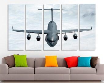 Military Aircraft, Aircraft photo, Aircraft Wall art, Aircraft Canvas, Aircraft print, Aircraft poster, Aircraft decor,Military Aircraft art