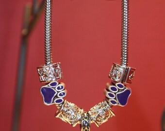 "Bracelet ""Special Friend"" - Navy (European)"