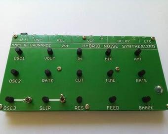 Hybrid Noise Synthesizer