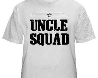 UNCLE SQUAD T-Shirt