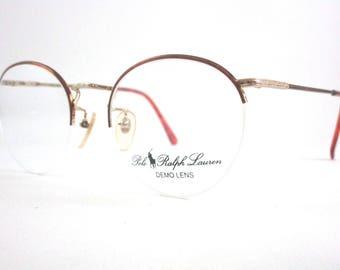 Polo Ralph Lauren Eyeglasses Mod.Classicxx Col.077 Demi Amber