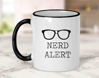 Nerd Alert Mug