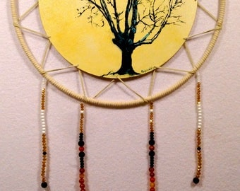 The Tree of Life Dreamcatcher