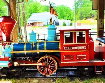 Train - Tannehill State Park