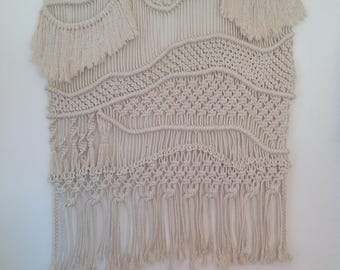 Macrame wall hanging #6 / home decor /  handmade