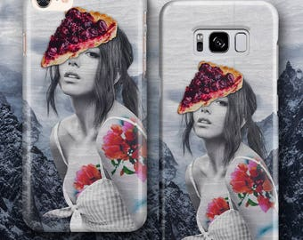 Phone Case - Сherry Fairy (Cover, iPhone, Samsung)
