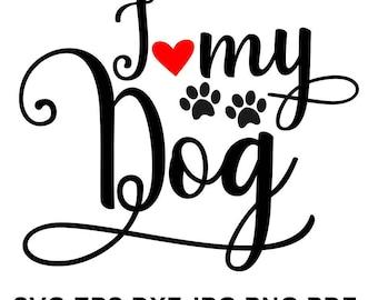 Download Dog lover svg   Etsy