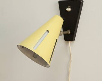 Hala Zeist Zonneserie Wall lamp H. Busquet 50 60s 50s 60s mid century wall lamp