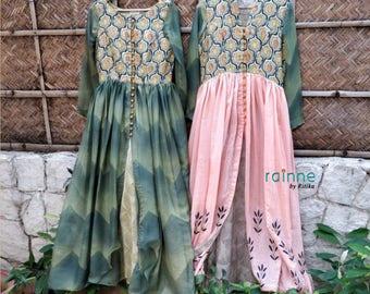 Printed tunics