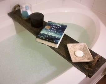 Bathtub Tray Etsy
