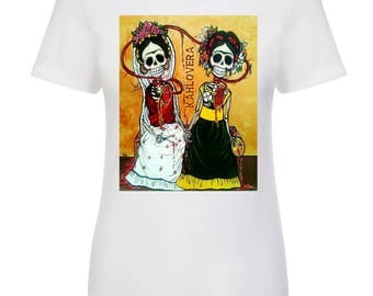 Frida Kahlo Cartoon Kahloveras